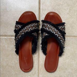 Universal Thread Jupiter sandals - 9.5